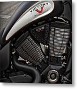 106ci V-twin Metal Print