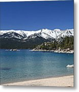 Lake Tahoe Photography Art Metal Print