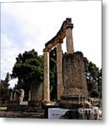 Olympia Greece Metal Print