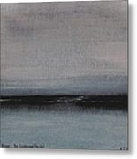 Our Oceans  The Continental Dividers Metal Print