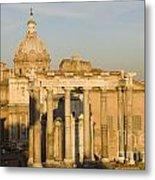 The Roman Forum Metal Print