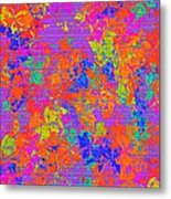 1115 Abstract Thought Metal Print