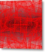 1162 Abstract Thought Metal Print