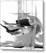 Abstract Series I Metal Print