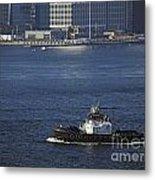 Boston Harbor  Metal Print
