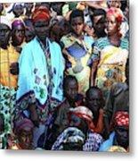 Burundi-peace Metal Print