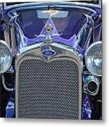 Classic Car. Metal Print