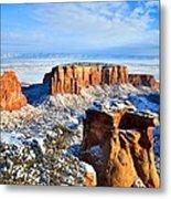 Colorado National Monument Metal Print