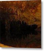 Luray Cavern Metal Print