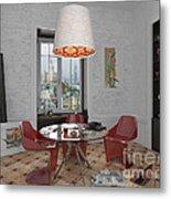 My Art In The Interior Decoration - Elena Yakubovich Metal Print
