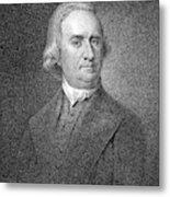 Samuel Adams (1722-1803) Metal Print
