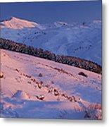 Sierra Nevada Metal Print by Guido Montanes Castillo