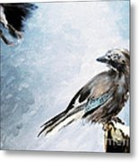 The Wintery Tales Metal Print