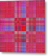 1212 Abstract Thought Metal Print
