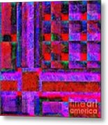1227 Abstract Thought Metal Print