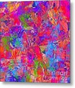1248 Abstract Thought Metal Print