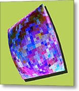 1273 Abstract Thought Metal Print