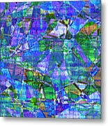 1289 Abstract Thought Metal Print