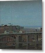 12th Street Bridge  Kansas City Missouri Metal Print