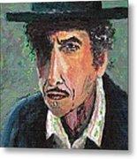 #13-16 Bob Dylan Metal Print