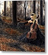 13 Autumns And A Widow Metal Print