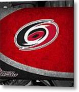 Carolina Hurricanes Metal Print