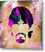 George Harrison Collection Metal Print