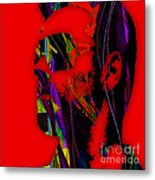 George Michael Collection Metal Print