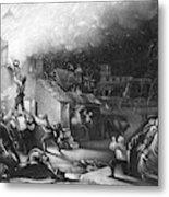 John Wesley (1703-1791) Metal Print