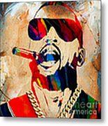 Kanye West Collection Metal Print