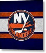 New York Islanders Metal Print