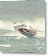 Port Huron Sarnia International Offshore Powerboat Race Metal Print