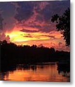 Sunsets Metal Print