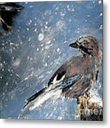 The Wintery Tales  Metal Print