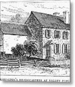 Washington: Headquarters Metal Print