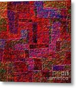 1346 Abstract Thought Metal Print