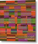 1365 Abstract Thought Metal Print