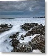 Challaborough Metal Print