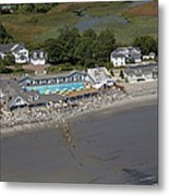 Rye Beach, New Hampshire Nh Metal Print