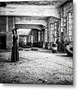This Is The Way Step Inside Metal Print