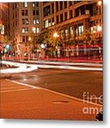 1400 New York Downtown Dc Metal Print