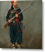 140th New York Infantry  Metal Print