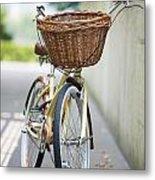 Bicycle Metal Print