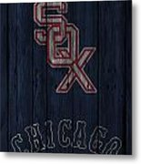 Chicago White Sox Metal Print