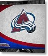 Colorado Avalanche Metal Print