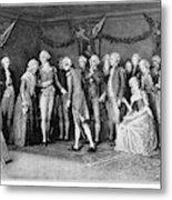 George Washington (1732-1799) Metal Print