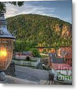 Hdr - Harpers Ferry Metal Print