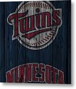 Minnesota Twins Metal Print
