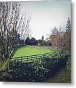 New Zealand Metal Print by Les Cunliffe