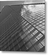 The Shard London Metal Print